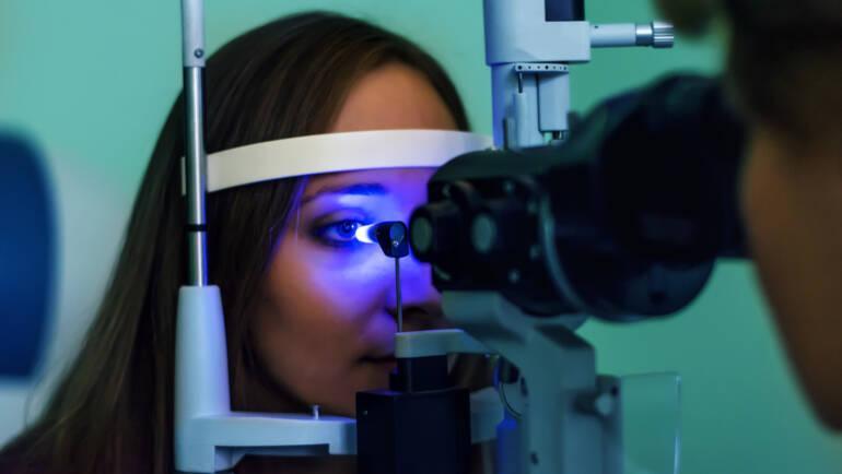ciśnienie oka